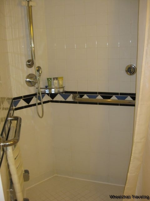 Stateroom Shower
