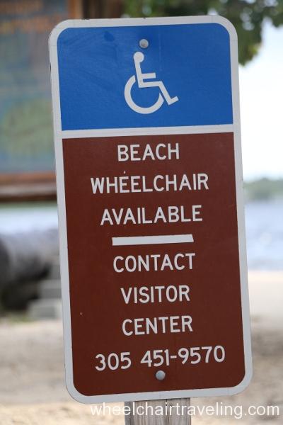 12_Beach Wheelchair Available