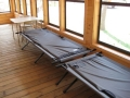 HC Cabin cots (WI DNR)