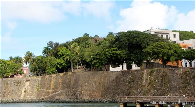 Fort Wall and Old San Juan