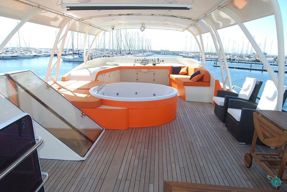 Accessible Mediterranean Yacht For Rent