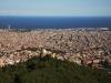 Panoramic view from Tibidabo