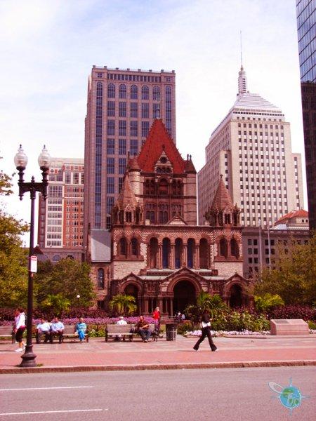 Trinity Boston