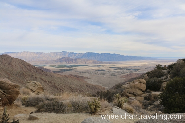 18_2nd Vista on Culp Valley Trail, Borrego Springs Below