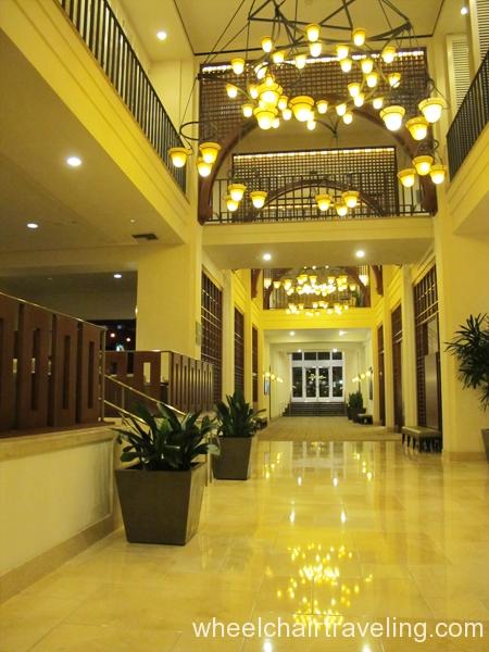 California Pasadena Westin Hotel Wheelchairtraveling Com