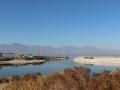 5_Marina inlet, Picnic ramadas on beach at left.JPG