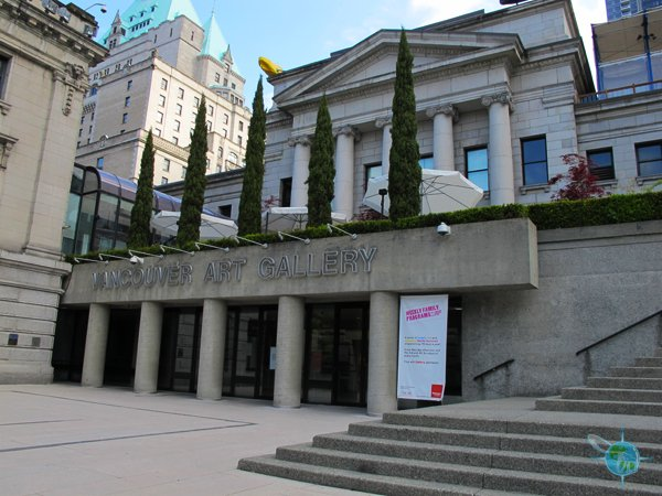 Museum in Downtown Vancouver