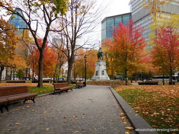 Montreal City Park
