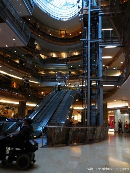 Mall: Complexe Desjardins