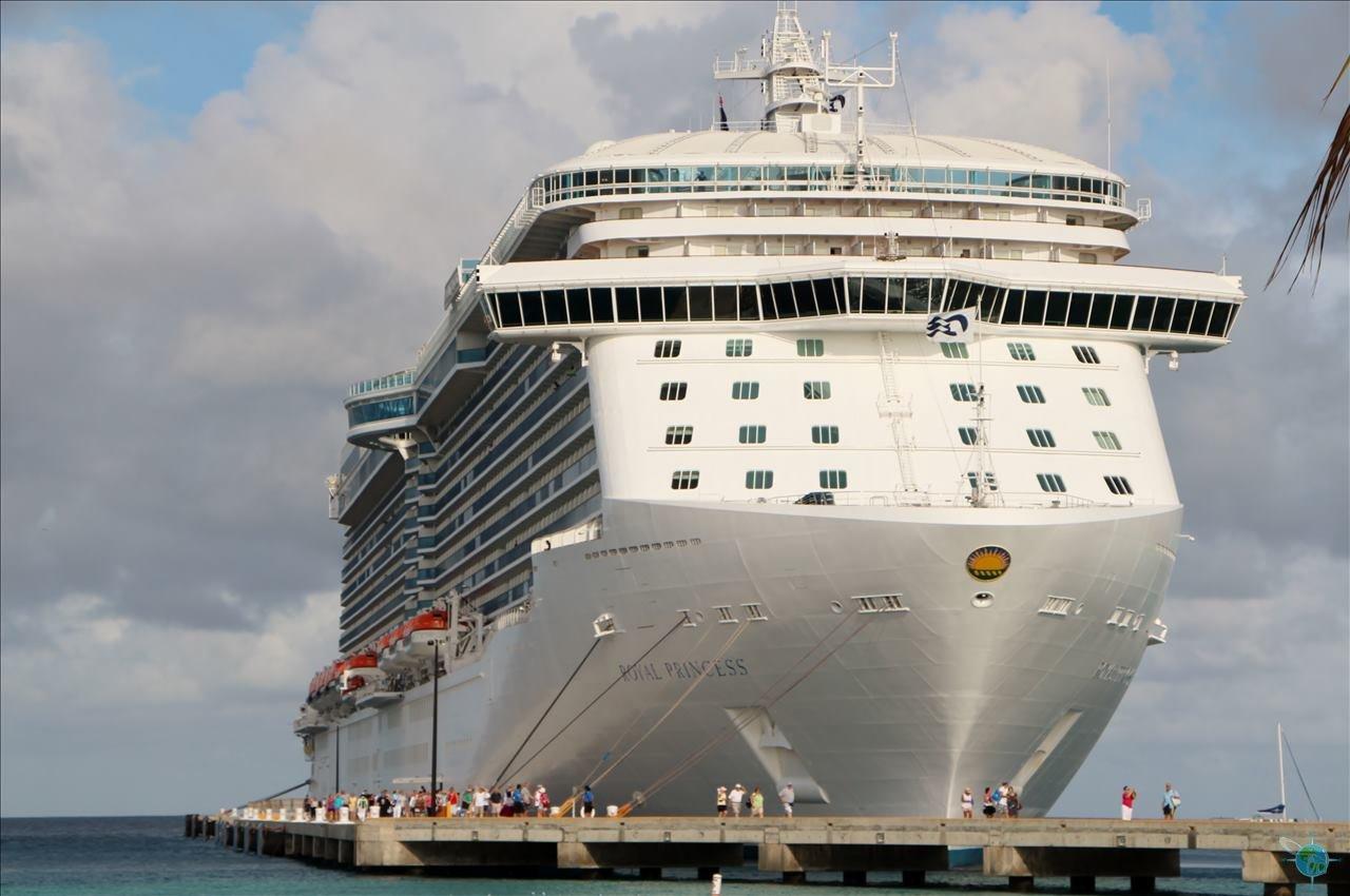 Accessible Caribbean Cruise With Royal Princess
