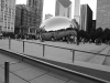 Ramp to Cloud Gate or