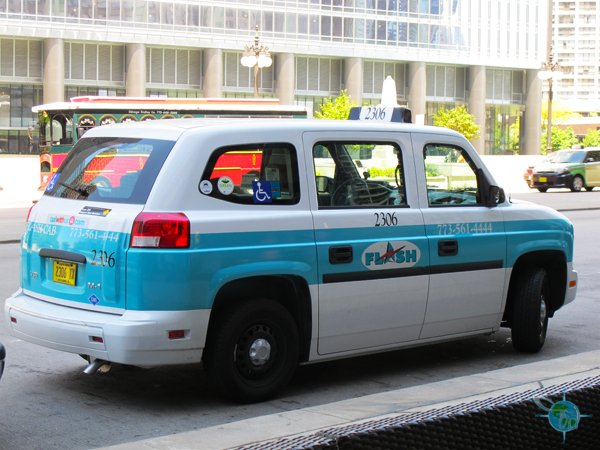 Get a Wheelchair Accessible Taxis in Chicago, Illinois