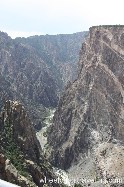 View of painted wall at Chasm View.JPG