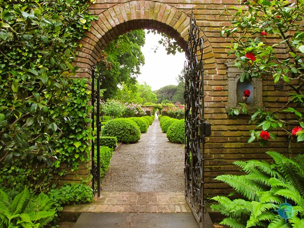 CA, SF South Bay: Filoli Gardens Accessibility - wheelchairtraveling.com