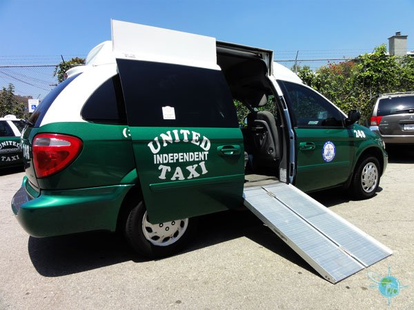 Los Angeles Area Wheelchair Accessible Taxis