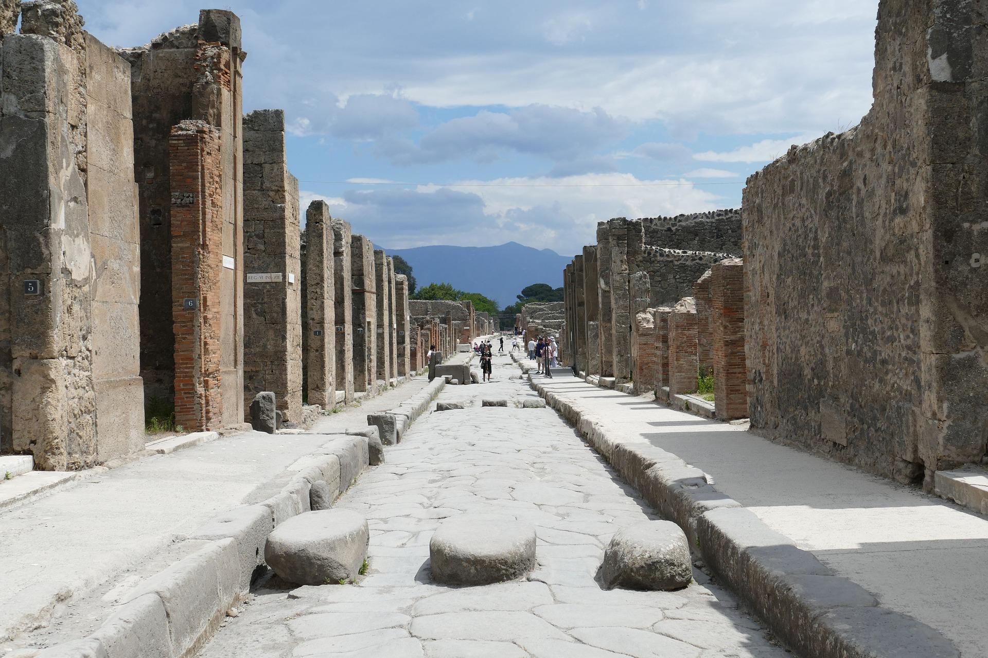 Campania - Pompeii 1