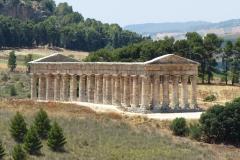Sicily - Segesta Temple