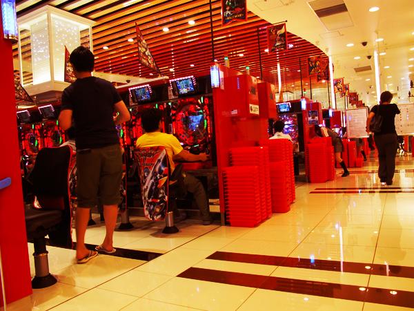 Arcade Rooms