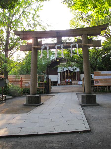 Shrine in Kawasaki