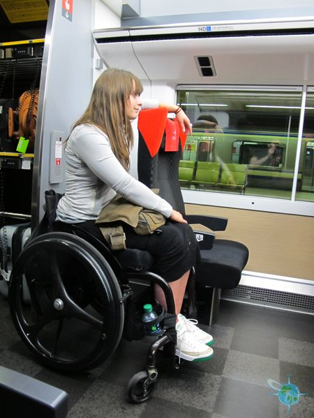 Accessible Space in Ne\'X Train