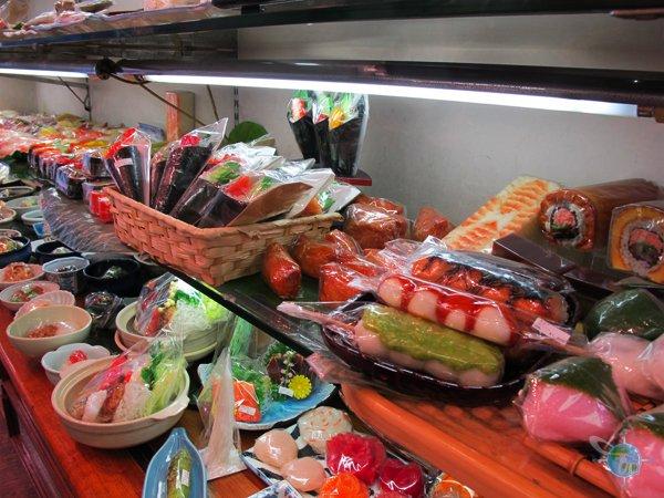 Shopping in Ginza