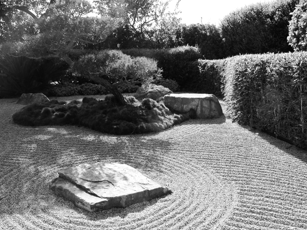 Japanese Garden at Cal State Long Beach