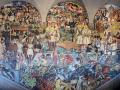 Diego Rivera mural at National Palace