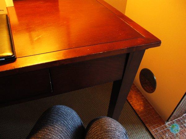 desk heigh