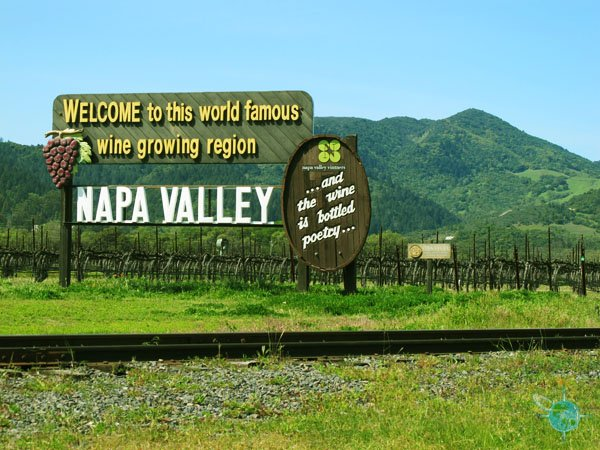 Visit the napa valley wine country in california for California wine