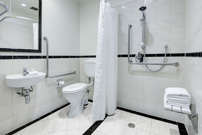 New zealand travel with an accessible tour for Bathroom design new zealand