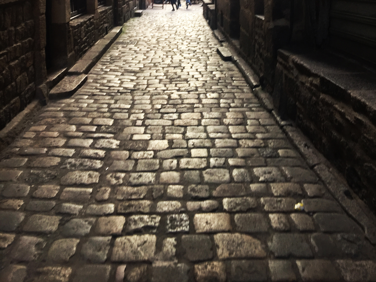 cobblestones photo by kerry williams