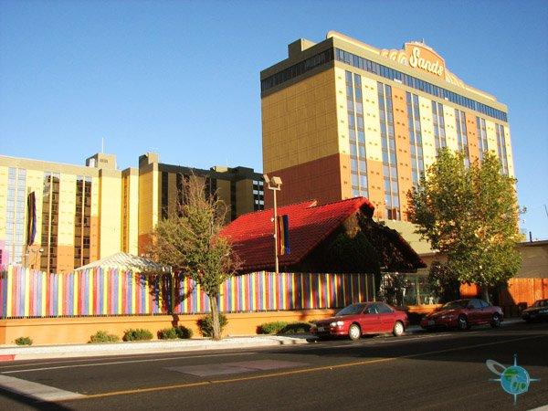Casino hotels in reno nv