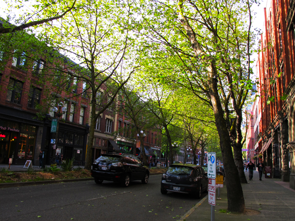 Around Pioneer Square