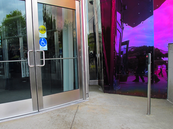 EMP Museum - Automatic Doors
