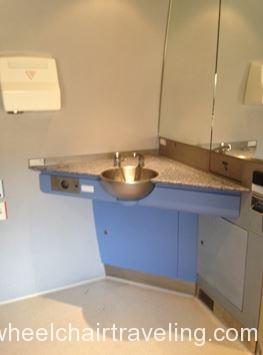 Ave Restroom Sink