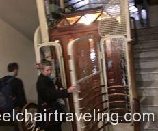Casa Batlló Elevator 1
