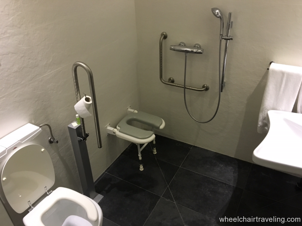 Hotel Regina Bathroom 2
