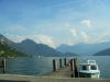 Wheelchair Walk at Weggis to Vitznau Lake Lucerne