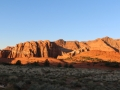 01_Snow Canyon Sunrise
