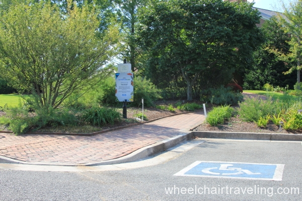 Lewis Ginter Botanical Garden In Richmond Virginia