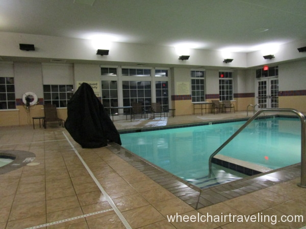 12 Hampton Indoor Pool
