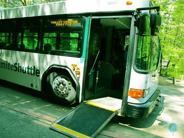 Yosemite Shuttle (Free!)