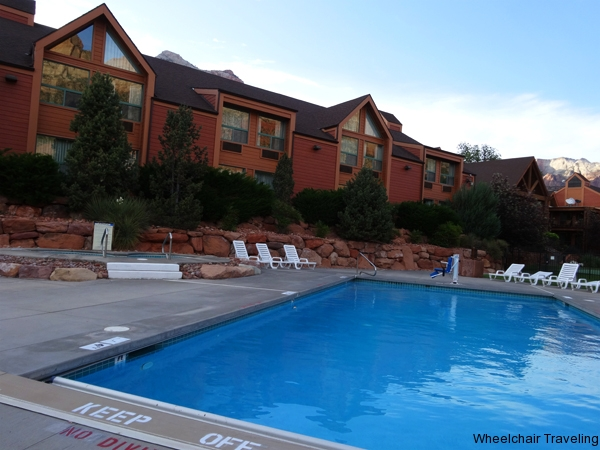 Best Western Hotel Zion National Park Utah