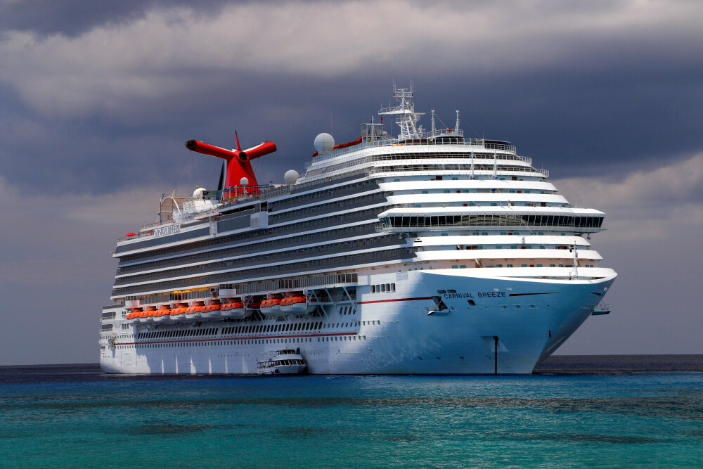 Caribbean Cruise on Carnival Breeze