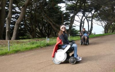 San Francisco: Lands End & Sutro Baths Trail Access