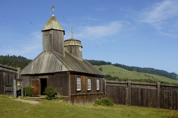 California Coast: Fort Ross State Historical Park