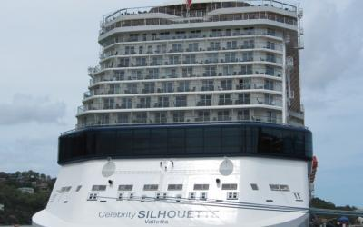 Cruising on the Celebrity Silhouette