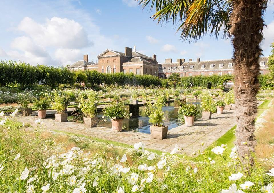 Visit the Kensington Palace in London, England
