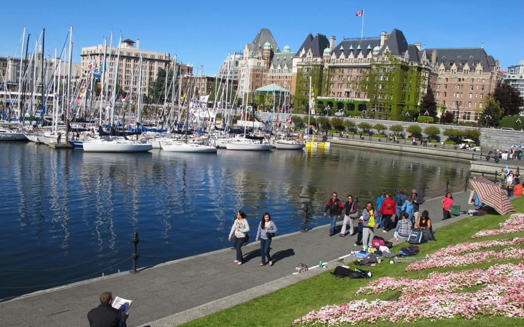 Victoria, British Columbia Accessible Travel Tips