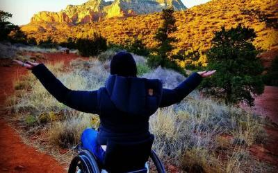 Attractions in Sedona, Arizona with a Wheelchair